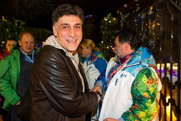 Тигран Кеосаян – желанный гость в Русском доме BOSCO