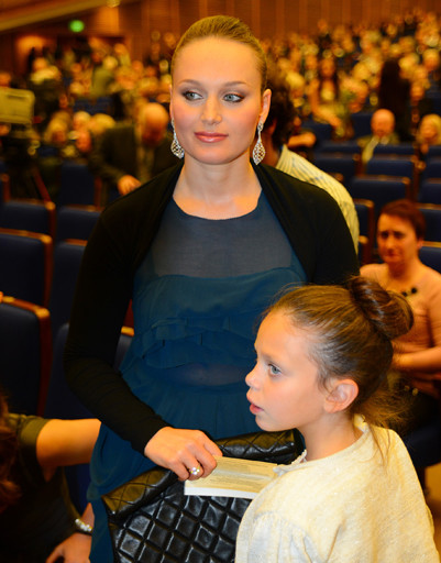 Дочь Иосифа Кобзона Наталья