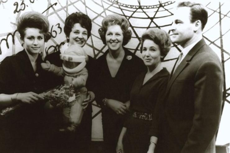 Светлана Моргунова была одной из самых популярных ведущих советского времени