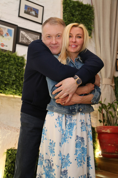 Татьяна и Александр познакомились больше 10 лет назад в Ялте