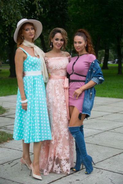 Анна Калашникова со всей серьезностью подошла к кастингу актеров