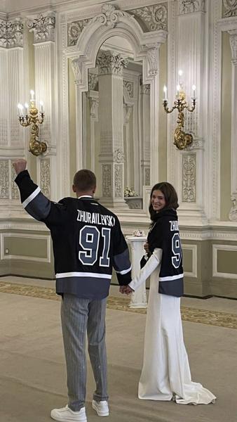 Маргарита вышла замуж в Санкт-Петербурге