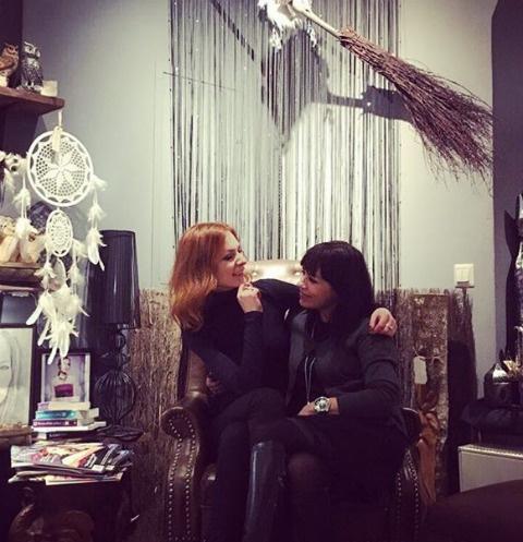 Мэрилин Керро очень любит проводить время с мамой