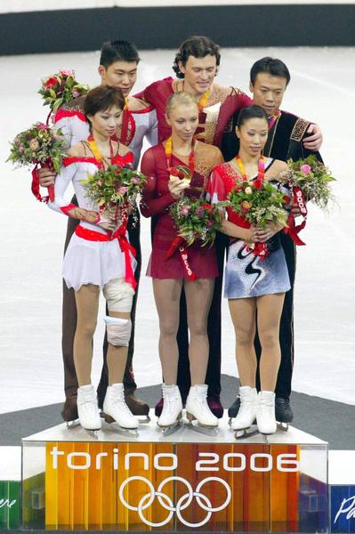 Фигуристка стала чемпионкой