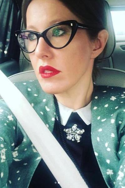 Боня посвятила Ксении пост в личном микроблоге