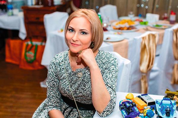 Дочь Владислава Листьева Валерия