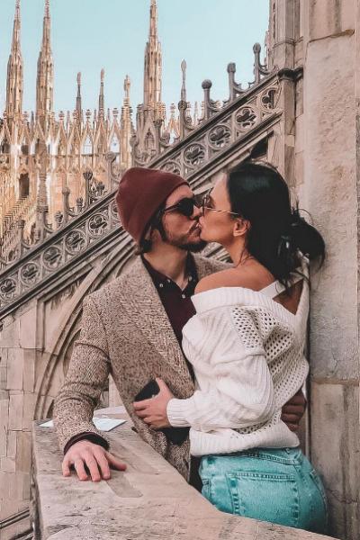 Виктория и Антон много путешествуют