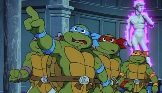 «Черепашки-ниндзя» 25 лет спустя: как бы сейчас выглядели герои мультсериала