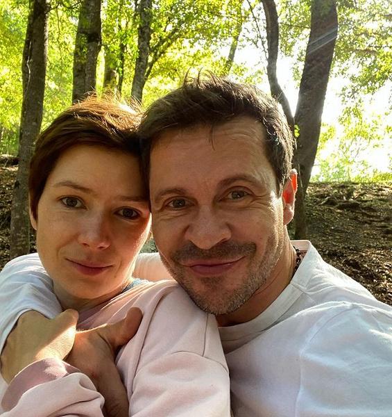 Дарья и Павел