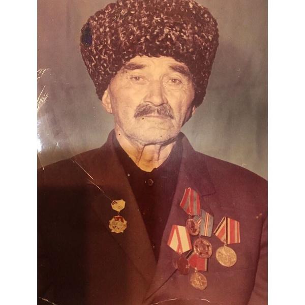 Дед Сати Казановой