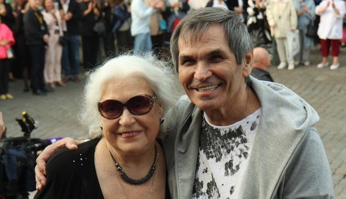 Бари Алибасов провел время в компании Лидии Федосеевой-Шукшиной