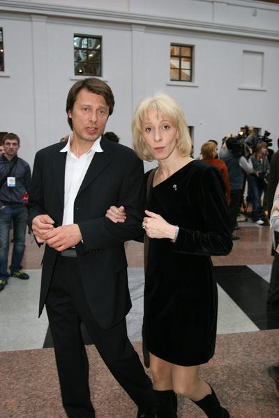Третий муж актрисы Анатолий Лобоцкий