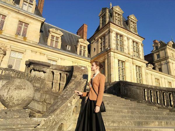 Анастасия любила Францию