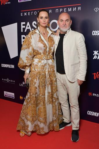 Cергей Кожевников с супругой