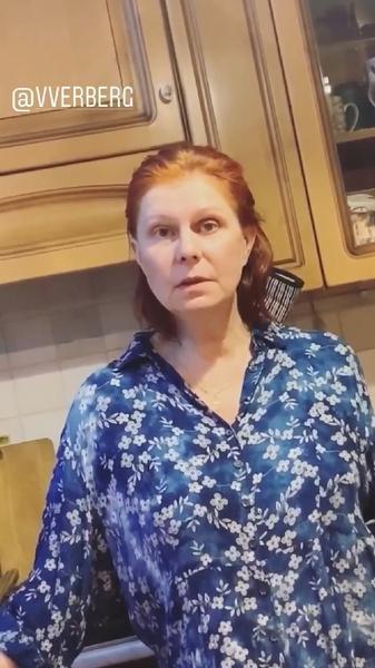 Виктория Верберг раскритиковала дочь