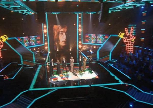 Коронавирусные ограничения и ремейк песни Леннона от финалистов прошлых сезонов шоу «Голос»