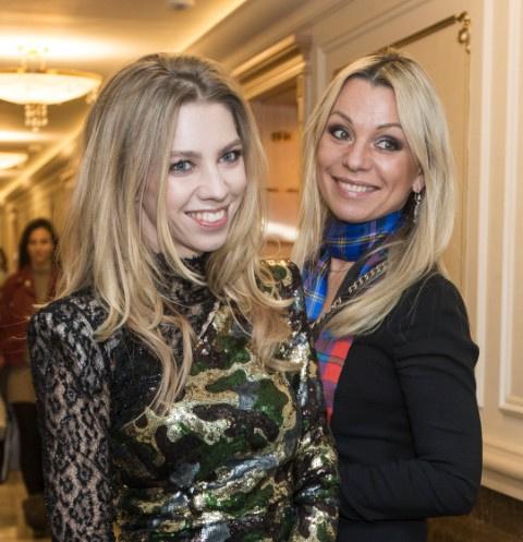 Алиса и Ирина Салтыковы