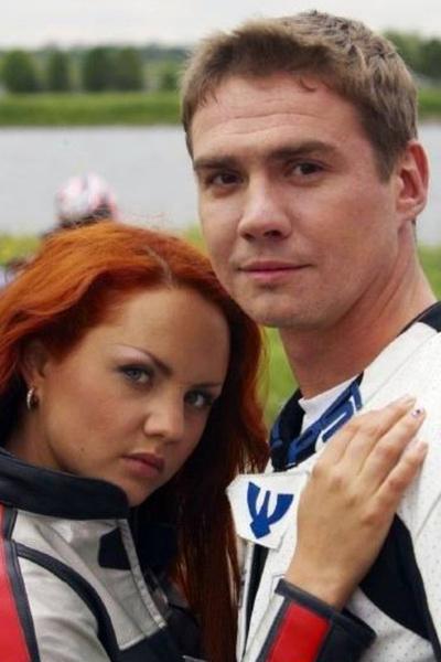 Во время съемок клипа «Отпускаю» у певицы завязался роман с Денисом Никифоровым