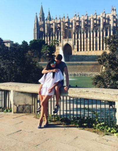 Нелли и Кирилл наслаждаются отпуском