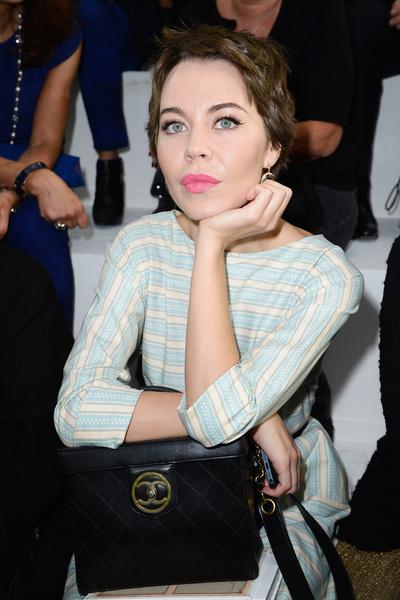 После развода Ульяна Сергеенко продолжила развивать свой бренд одежды