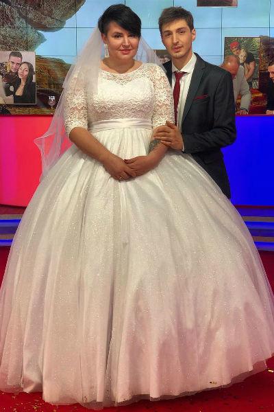 Саша и Иосиф поженились год назад