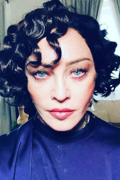 Мадонна и в 60 лет способна удивлять