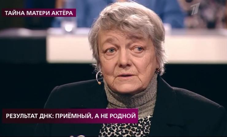 Валентина Ивановна уверяет, что родила двух сыновей