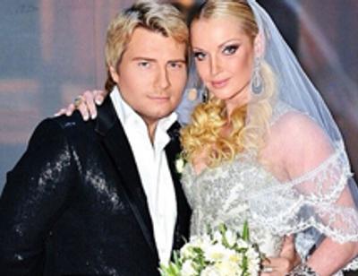 Анастасия Волочкова устроила поддельную свадьбу