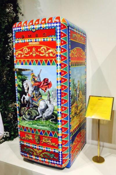Андрей Малахов: Холодильник как арт-объект – фото №3