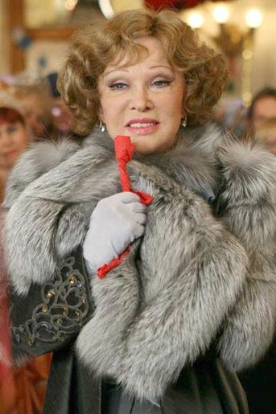 Людмила Гурченко обрела статус настоящей иконы стиля