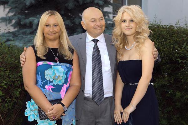 Юрий Лужков был прекрасным семьянином