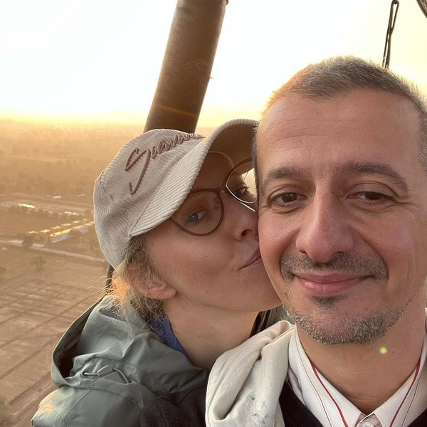 Константин и Ксения в браке уже почти два года