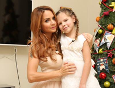 Певица МакSим: «Дочка верит в ангелов, а не в Деда Мороза!»