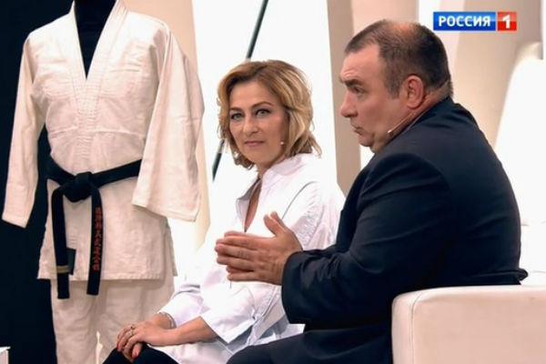 Супруга Сергея не ревнует его к Апексимовой