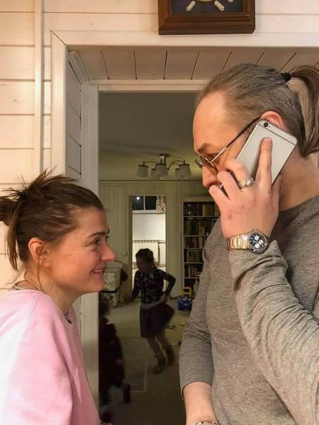 Мария Голубкина и Борис Ливанов решили отложить свадьбу до лучших времен