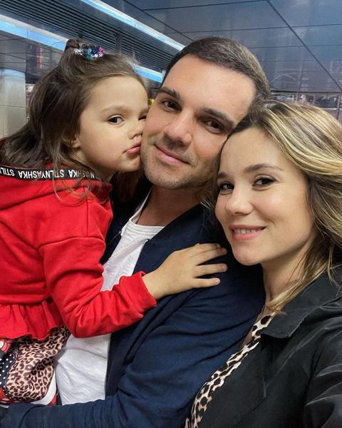 В начале месяца дочери Артема Алексеева и Галины Безрук перенесла серьезную операцию