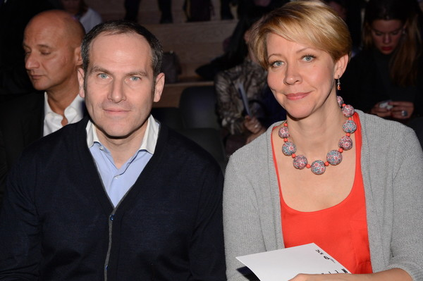 Михаил Шац и Татьяна Лазарева