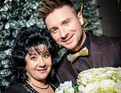 Мама Сергея Лазарева: «Сын поддержал меня во время развода»