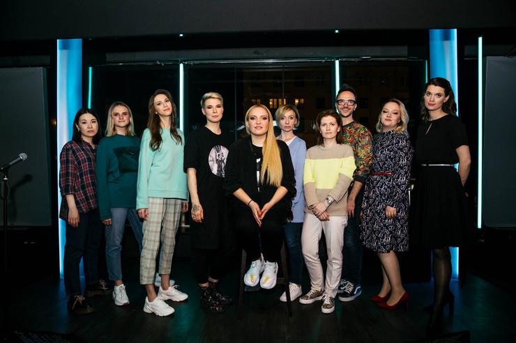 Коллектив проекта «Женский Стендап»