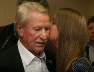 Коллеги Ивана Краско оценили его молодую супругу