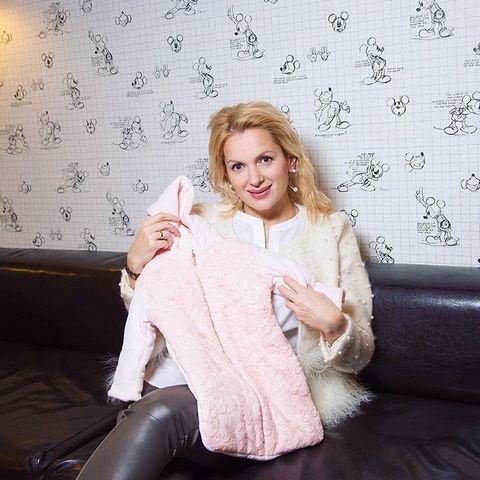 В феврале 2016 года Мария Порошина стала мамой в четвертый раз