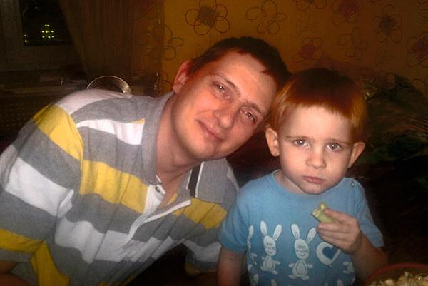 Владислав давно не общается с сыном