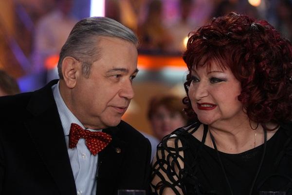 Экс-супруги были вместе более 30 лет