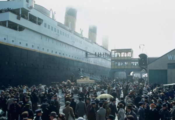 Строители судна были уверены в его прочности