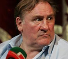 Жерар Депардье попал в ДТП в центре Москвы