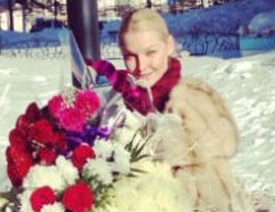 Анастасия Волочкова оставила возлюбленного во Владивостоке