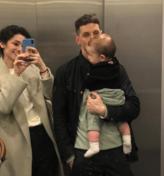 Александр и Анастасия счастливы стать родителями