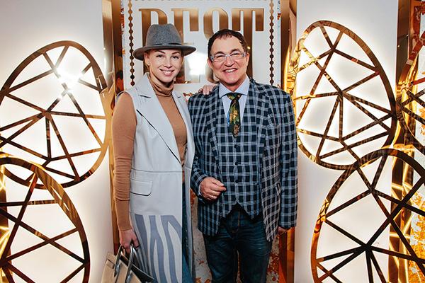 Дмитрий и Полина Дибровы