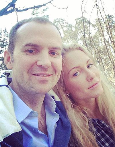 Катя Гордон и Сергей Жорин