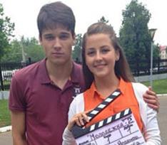 Актеры «Молодежки» поделились фото со съемок